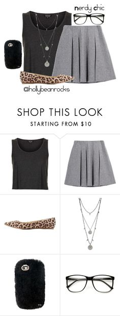 """""""NERDY CHIC 
