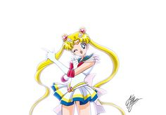 #SuperSailorMoon #MarcoAlbiero