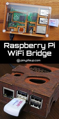 A Raspberry Pi WiFi bridge is a fantastic way to provide a wireless connection to devices that can only connect using ethernet.