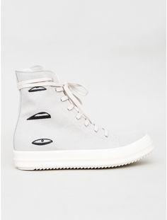 DRKSHDW Vegan Sneaker in Pearl