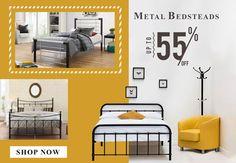 Shop Furniture, Homeware, Garden Furniture and Much More! - Home Done Metal Bedsteads, Modular Corner Sofa, Garden Furniture, Shop Now, Bedroom, Modern, Shopping, Design, Home Decor