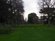 Kew Gardens Londres - Pagoda
