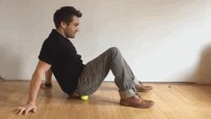 If your butt is sore from all that sitting: | 11 Seriously Wonderful Self-Massage Tips That Will Make You Feel Amazing