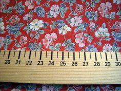 Tissu rétro de L'Atelier de la Souris sur DaWanda.com