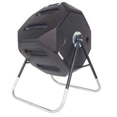 Lifetime 65gallon Compost Tumbler w Galvanized Steel Base Black -- To view further for this item, visit the image link.