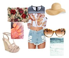 """blossom"" by wishcomestrue ❤ liked on Polyvore"