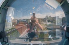 Both sides of Space Station MIR by Sebastian Kruk on 500px