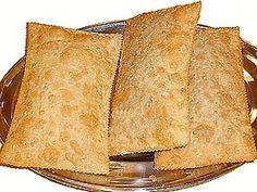 Pasteil Frito de Queijo Minas. Minha maior tentação!!!!!