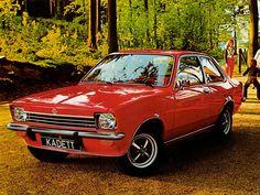Opel Kadett 2-door Sedan