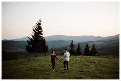 Fitton Green engagement photos near Corvallis, Oregon by Katy Weaver