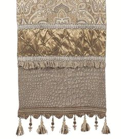 Grey Croc Table Runner | Reilly-Chance Collection | Reilly-Chance Collection