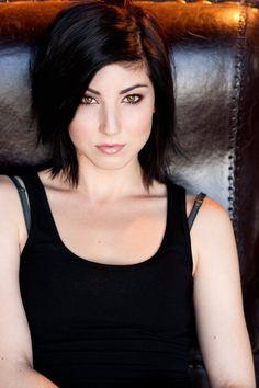 Briana Cuoco (AKA: Mary Bennet)