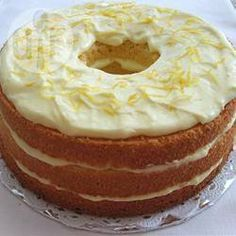 Lemon Chiffon Sponge @ allrecipes.co.uk