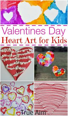 valentine crafts for kindergarten on pinterest
