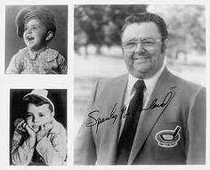 "George ""Spanky"" McFarland 1928 - 1993 Member of ""Our Gang"" Died of cardiac arrest"