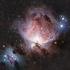 Orion Nebula Dedicated to mum who is at peace with the angels now.