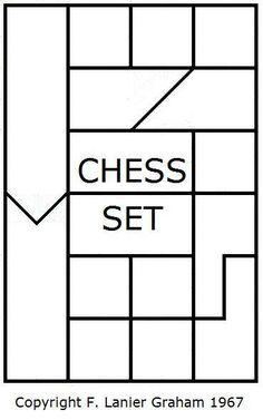 Interlocking chess pieces by F. Diy Chess Set, Chess Sets, Woodworking Plans, Woodworking Projects, Chess Table, Chess Pieces, Game Pieces, Tic Tac Toe, Diy Games
