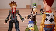 Kingdom Hearts 3 is taking forever because Square Enix decided to change game engine to Unreal 4 a year in