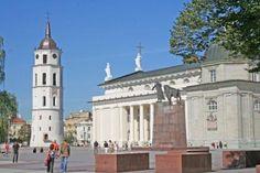 Βαλτικές Δημοκρατίες: Λιθουανία Βίλνιους.