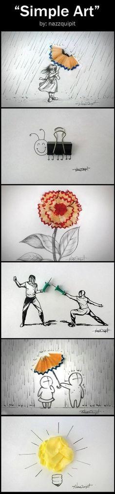 Simple art