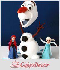 CakesDecor Theme: Disney's Frozen, Cakes & Cookies - CakesDecor
