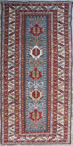 Genje Rug, Caucasian Rug, Caucasian Carpet, Caucasian Rugs
