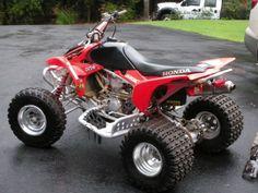 New 2015 Honda Trx450r