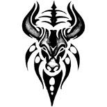 Bull Tattoo Art | 50 Taurus Tattoos Bull Tattoos, Tribal Arm Tattoos, Taurus Tattoos, Canon Photography, Newborn Photography, Native Design, Moose Art, Tattoo Designs, Ink