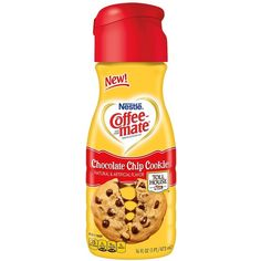 Nestle Chocolate Chip Cookies, Homemade Coffee Creamer, Junk Food Snacks, Food Food, Cookie Flavors, Food Goals, Cold Meals, Drinking Tea, Toll House
