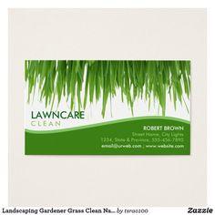 Landscaping Gardener Grass Clean Nature