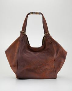 12th Street by Cynthia Vincent Kenia Leather Hobo