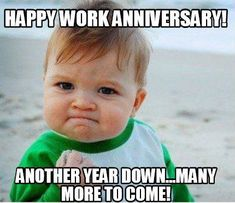 16 Best Work Anniversary Images Funny Images Work Anniversary
