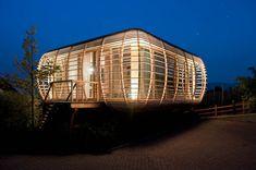 Fincube - Sustainable & Transportable House | iDesignArch | Interior Design, Architecture & Interior Decorating eMagazine