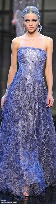 Giorgio Armani  Privé  Couture Spring 2014 http://www.wwd.com/runway?module=tn