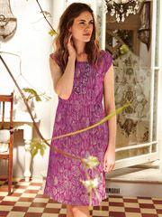 ornamental dress #myhappytravels @whitestuff
