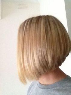 stacked bob haircuts back view