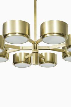 Hans-Agne Jakobsson ceiling lamp model T 493/8 at Studio Schalling
