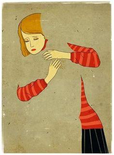 Um abraço vale mais?