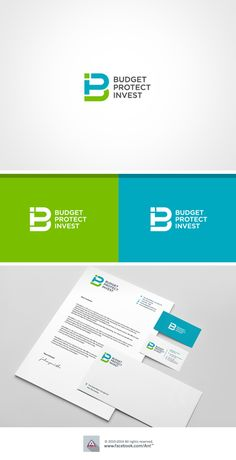 Create a product/brand logo identity for BPI - Budget, Protect, Invest by ant™
