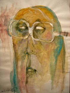 Wang Tzu-Ting - Self-portrait,  2006