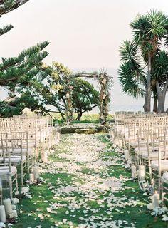 #aisle-decor  Photography: Steve Steinhardt Photography - stevesteinhardt.com Event Design, Planning + Decor: Beth Helmstetter Events - bethhelmstetter.com Floral Design: Holly Flora - hollyflora.com