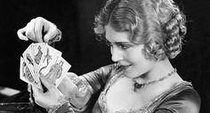 The Art of Tarot: The history of tarot cards is as tantalizing as the mystical insights they promise to reveal. Cristen and Caroline deal out how tarot evolved from a game into a divination tool and why two women living worlds apart are to thank for tarot's popularity today.   Stuff Mom Never Told You (Underwood Archives/Getty Images)