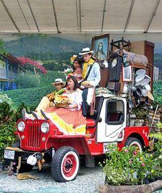 Yipao parte de la tradición del Quindío Colombia South America, Colombian Food, World's Biggest, Editorial Photography, Planes, Jeep, Transportation, Wanderlust, Logos