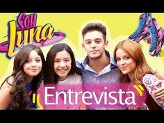 Soy Luna | Vlog Lu de Luna: Entrevista a Karol Sevilla (2ª parte) - YouTube