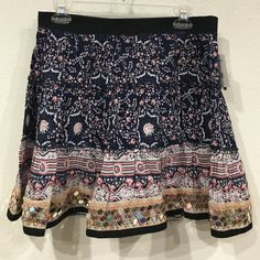 Free People skirt New with tags. No trades, Free People Skirts Circle & Skater