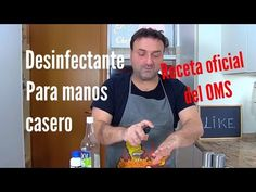 Desinfectante Para Manos casero, receta Oficial de OMS - YouTube Alcohol En Gel, Disinfecting Wipes, Salud Natural, Alternative Health, Clean House, Helpful Hints, Health Tips, Health And Beauty, Health Fitness
