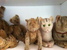 2nd Grouping of Cloth Kitties...:)
