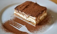 """The Classic Tiramisu. The Italian word tiramisu` means """"pick me up"""" and also relates to the most popular coffee-flavoured dessert in Italy. Rediscover the wonders of this dessert with this classic recipe. Ww Desserts, Italian Desserts, Healthy Desserts, Italian Recipes, Dessert Recipes, Italian Tiramisu, Italian Cake, Dessert Food, Chocolate Desserts"""