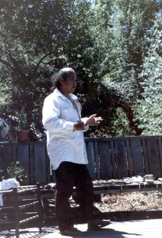 Max Palar in Berkeley Tai Chi