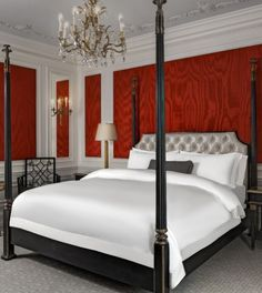 If any hotel can truly be called timeless, it might just be the St. Regis New York.